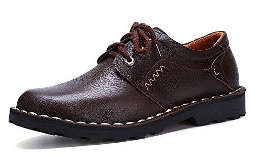 英伦时尚男鞋 英伦潮流男靴 商务休闲皮鞋 头层牛皮正装鞋 大头工装鞋 户外登山鞋 低帮旅游鞋 AC8G1361