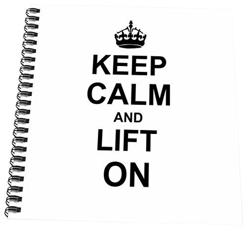 商品3drose db_157785_3 keep calm and lift on carry on weight