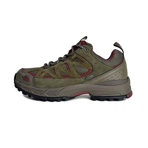 【新款】TheNorthFace/北面 男款防水透气 GORE-TEX 徒步鞋 CM72