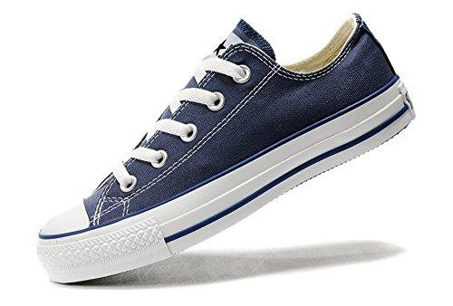 Converse 匡威 经典款 中性 蓝色低帮 帆布鞋 102329