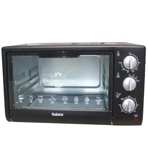 格兰仕19L多功能电烤箱KWS1319J-F8(XP)(旋转开关 定时烘烤控制 多重烧烤功能选择 大容量多重组合式烤制功能)-图片