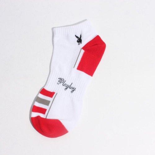 白袜子少爷3石-YBOY 花花公子 优质精梳纯棉透气休闲运动袜船袜短筒袜 男士 1101 图片