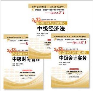 东奥中级轻松过关1一 2013年中级会计职称教材辅导 全套.pdf