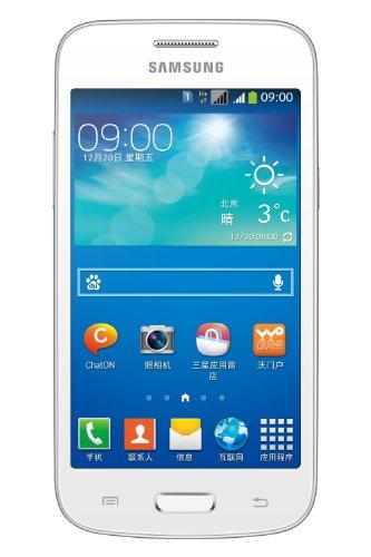 G 三星 G3502i 3G手机(白色,广东联通合约机 新