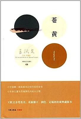 王跃文作品_王跃文作品典藏版:苍黄