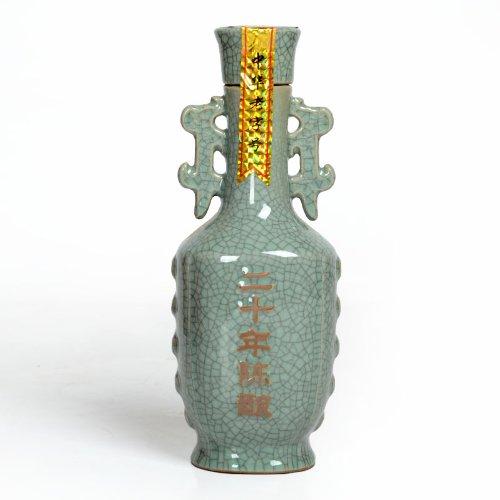 绍兴黄酒 塔牌二十年陈酿花雕酒礼盒 600ml