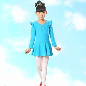 咔琪特 女童芭蕾舞拉丁舞裙