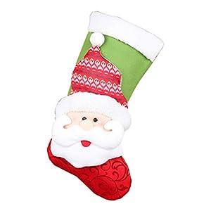 圣诞老人袜子手工制作图片