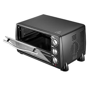 ACA 北美电器 ATO-M16C 电烤箱 16L + 59元的ACA北美电器烘培四件套 199元包邮