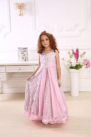 礼服婚纱裙 儿童连衣裙女