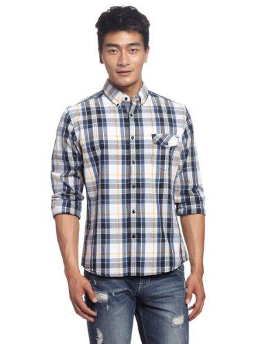 Esprit 埃斯普利特 男式 长袖衬衫 HD0926C