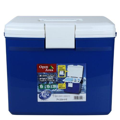 亚马逊 IRIS 爱丽思 移动保温冰箱(15升 红色)    99元包邮