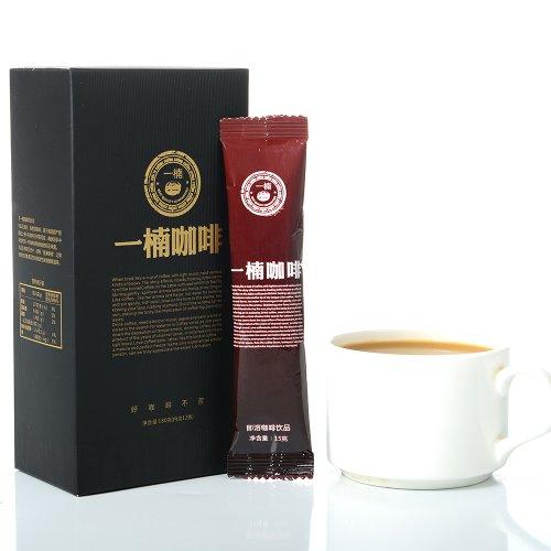 简品100咖啡 三合一/速溶/袋装/ 精选咖啡豆 咖啡粉-图片