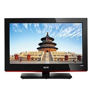 BOE 京东方42英寸高清液晶电视 LC-42W88(智能亮度识别/换台音量不变/超强USB解码/内置底座)