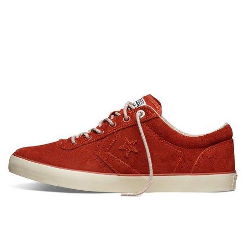 Converse 匡威 2013新款情侣低帮时尚翻毛皮休闲系列板鞋 140849C 棕