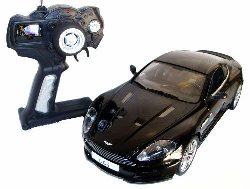 星辉 遥控车模 14充电礼盒装阿斯顿马丁dbs高清图片