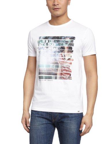 Lee 季节性系列 男式 T恤 L11004J06W000