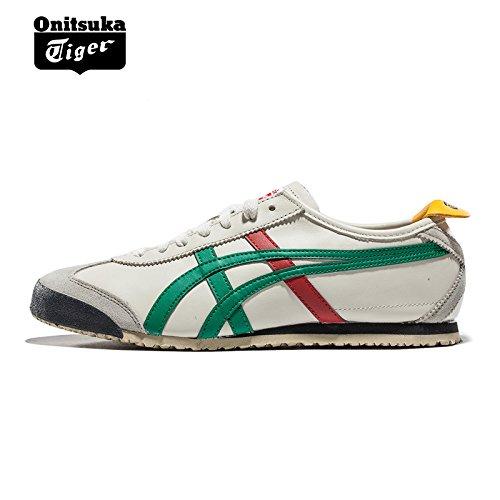 Onitsuka Tiger 鬼塚虎 鬼冢虎 复刻 休闲鞋 男鞋 MEXICO 66 DL408-0128
