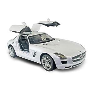 星辉车模 14奔驰sls 模型 遥控汽车 可开门车模47600高清图片