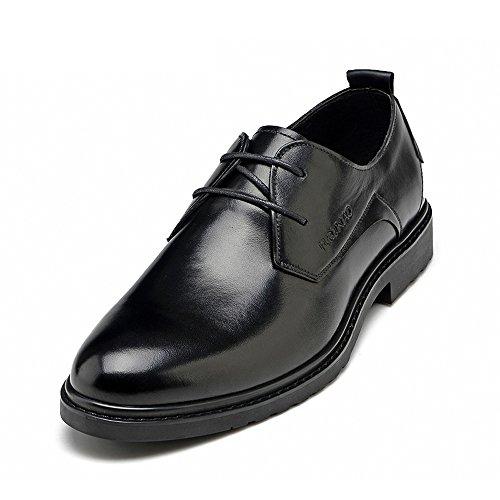 FGN 富贵鸟 2014新款真皮流行男士商务正装鞋男鞋皮鞋英伦正品低帮鞋子T401881