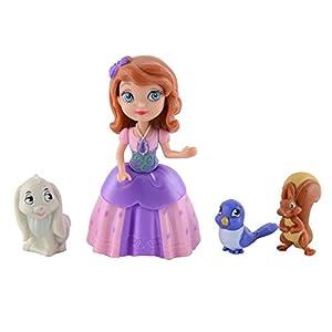 disney 迪士尼 娃娃玩具 小公主苏菲亚之动物朋友y6640