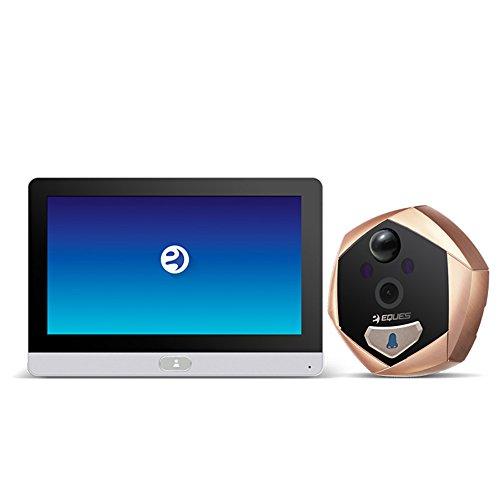 Eques 移康 智能wifi远程可视猫眼 R22