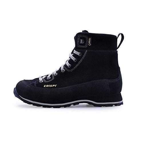 CRISPI鞋 意大利原产男女款秋冬季防水透气户外中帮登山徒步鞋