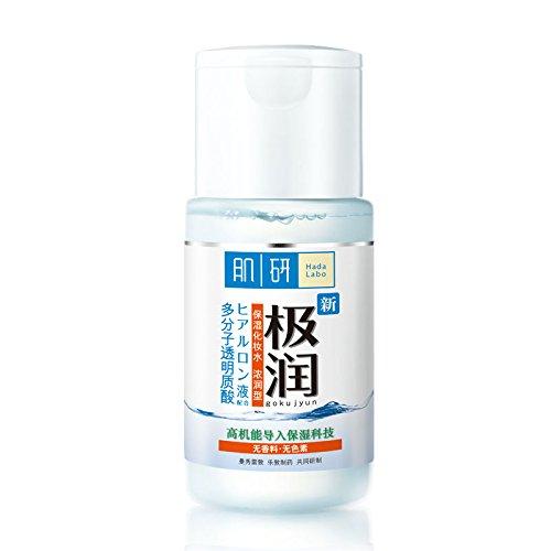 Mentholatum曼秀雷敦肌研极润保湿化妆水100ml  ¥44.8 可叠加满¥99-20