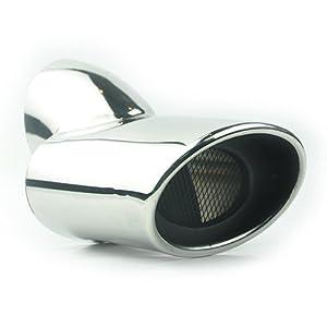 h 现代伊兰特瑞纳i30索纳塔8代悦动雅绅特尾喉排气管改装专用 瑞纳