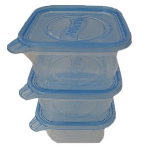 华林多用方便盒3个装透明(800ml*3个)图片