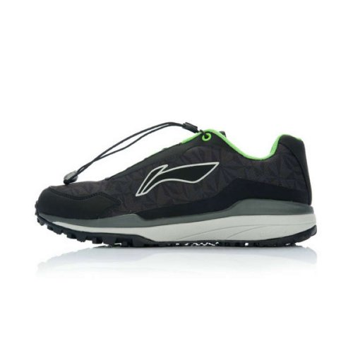 Li-Ning 李宁 冬李宁男鞋野外跑鞋慢跑鞋跑步鞋ARDH023-2-3