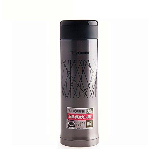Zojirushi 象印 SM-AFE50-BF不锈钢真空保温杯500ml,153.8元包邮