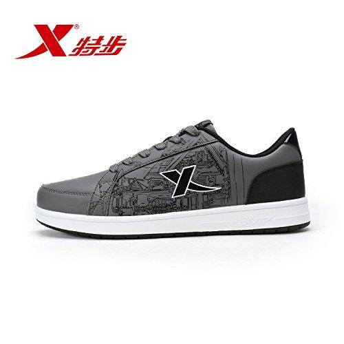 XTEP 特步 男鞋夏季时尚休闲男板鞋986219319008