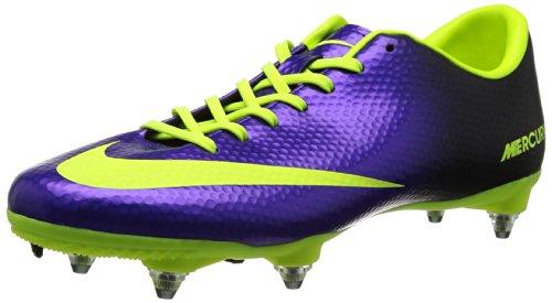 Nike 耐克 足球系列 MERCURIAL VICTORY IV SG 男 足球鞋 555639-570