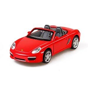 彩珀正品 玩具汽车玩具车合金回力合金车模 保时捷boxster 高清图片