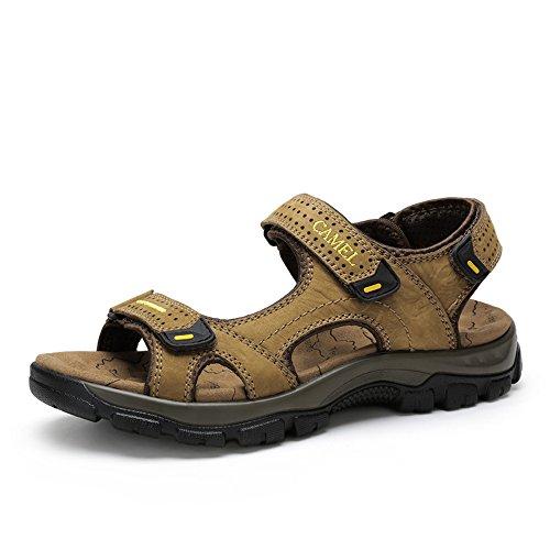 Camel 骆驼 凉鞋 防滑户外耐磨凉鞋 2015新款透气户外凉鞋