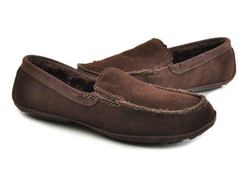 Gonna 高乐 保暖翻毛内里便捷松紧套脚舒适休闲鞋 男 男帆布鞋 017B-2M brown