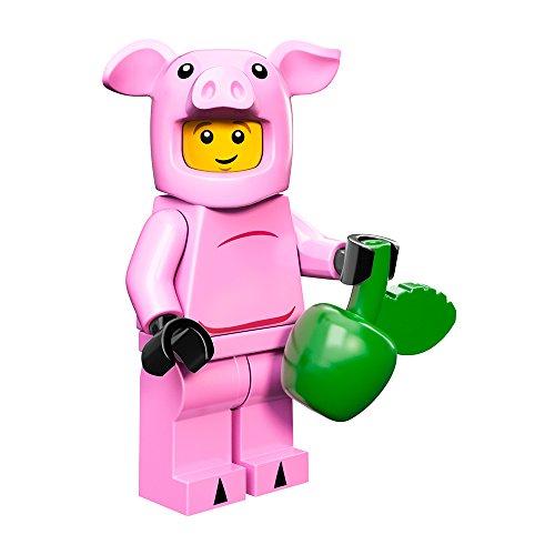 lego 乐高 minifigures小人仔系列 71007(造型随机发货)