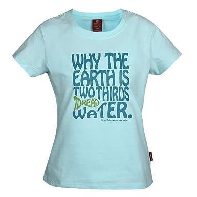 Toread 探路者春夏 TW5490女式纯棉印花T恤 79.5包邮
