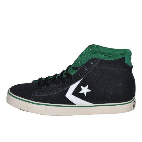 Converse 匡威 2013年新款中性中帮休闲板鞋140114C 黑