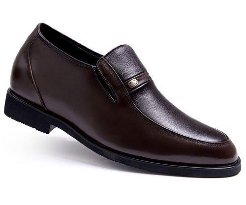 GOG(高哥) 正装内增高6.5厘米包邮  GF932新款内增高男鞋