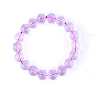梦克拉珠宝首饰品紫水晶手链-心语