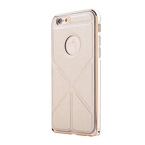 7寸 苹果6手机壳 iphone6plus金属边框5.5寸 边框+套装壳绝配 (5.