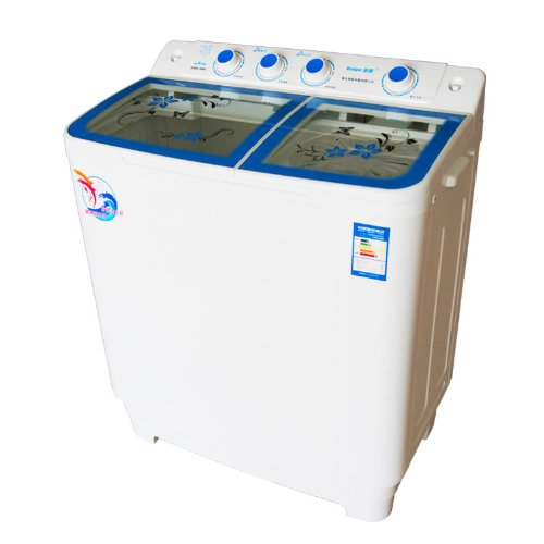 Haipu 海普 XPB95-888S/波轮/半自动/9.5kg/双缸双桶/洗衣机 蓝色-图片