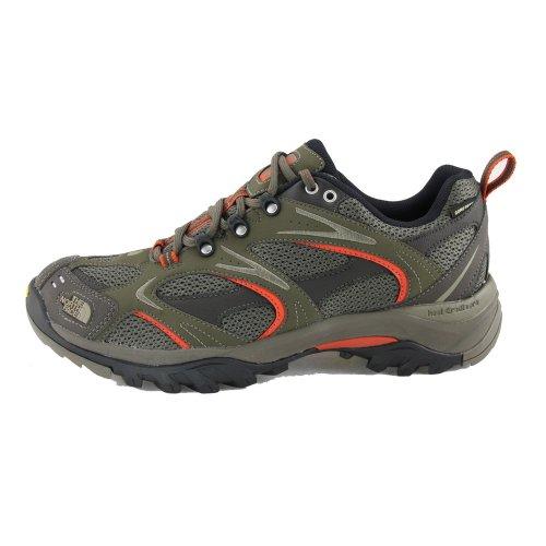 The North Face 乐斯菲斯 男鞋 GoreTex户外鞋防水透气徒步鞋AWUVB5T