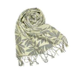 小蝴蝶三角围巾的钩织