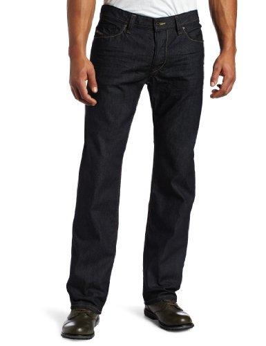Diesel Men's Viker Regular 0088Z Slim Straight-Leg Jean