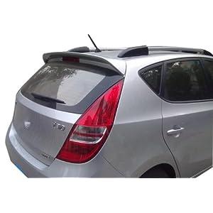 优信 现代i30汽车尾翼改装 i30尾翼 现代i30定风翼 高级abs高清图片