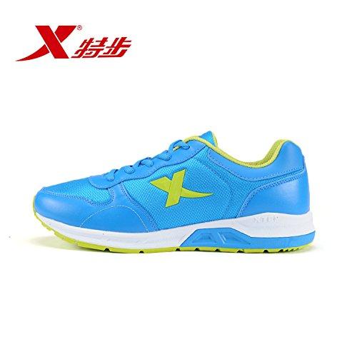 XTEP 特步 男鞋防滑耐磨时尚运动休闲百搭男跑步鞋