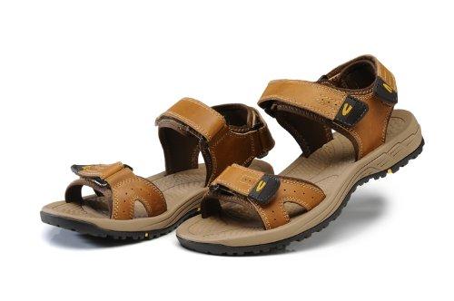Camel Active 骆驼动感 德国男士真皮凉鞋男款沙滩鞋透气男鞋 BL15A016